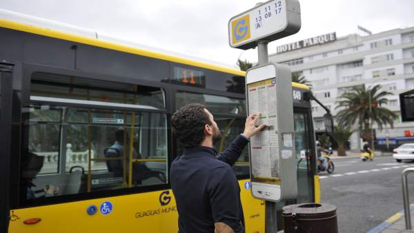 Imagen de recurso de la parada de la Estación de San Telmo