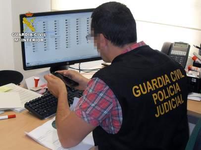 Guardia Civil, operación