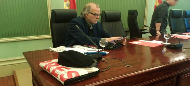 Andreu Manresa comparece en el Parlament