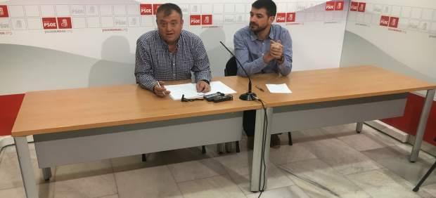 Jesús Ángel López de Mendoza y David Jurado