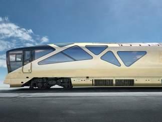 El tren más lujoso del mundo está en Japón