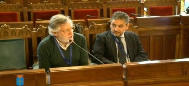 Llera Ramo intervién na Comisión na Xunta.