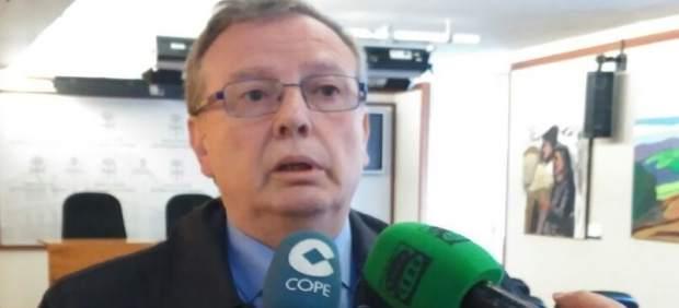 El Consejero De Sanidad, Francisco Del Busto