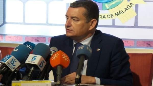 Antonio Sanz, delegado del Gobierno en Andalucía