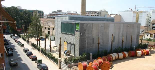Subestación eléctrica de Patraix