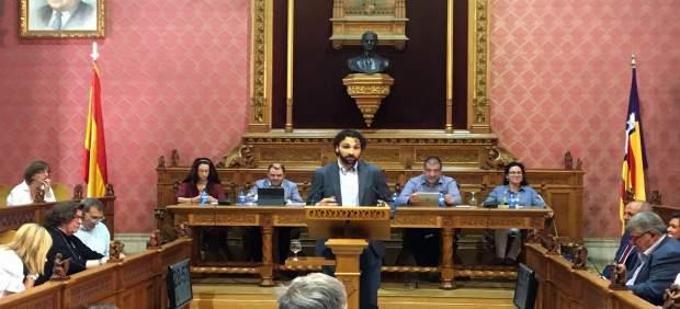 Nota De Premsa + Foto: Debat De Política General Del Consell De Mallorca