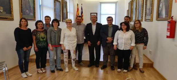 March firma un acuerdo de escolarización con el Ayuntamiento de Felanitx