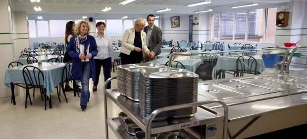 Visita Cocina Económica