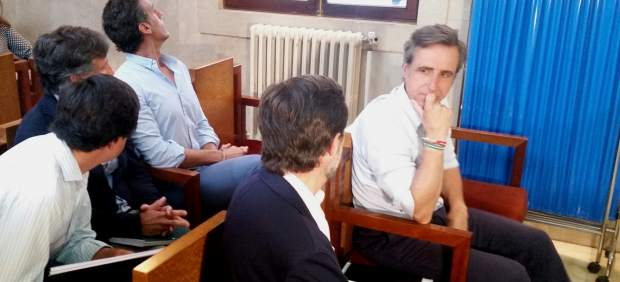 Juicio Hermanos Ruiz Mateos En Palma, Segundo Día