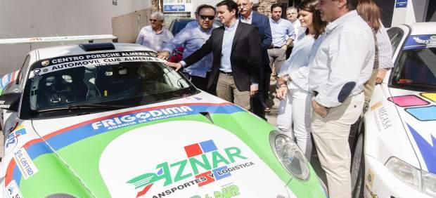El Rally 'Costa de Almería' tiene un recorrido de más de 375 kilómetros.