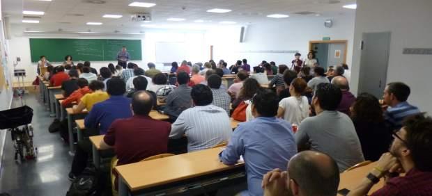 Asamblea de profesores de la US