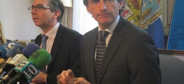 César Díaz e Iñigo de la Serna