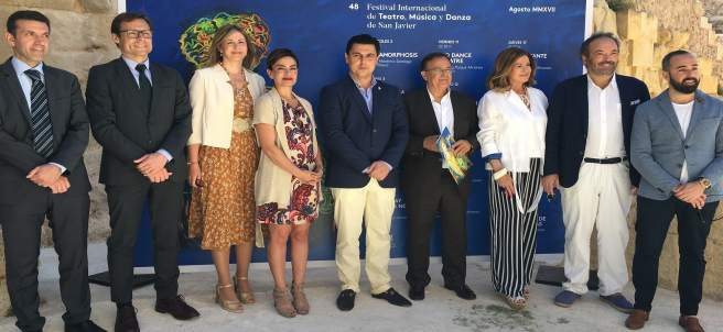 Prensa San Javier. 38 Festival Internacional De Teatro, Música Y Danza De San Ja