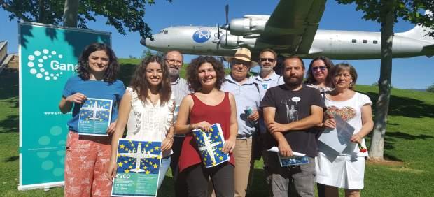 Representantes de Ganemos Córdoba presentan las jornadas