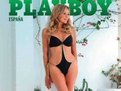 Ana Obregón, portada de 'Playboy'