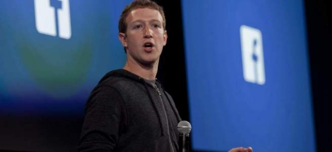 El cofundador y CEO de Facebook, Mark Zuckerberg