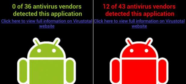 Virus en Android