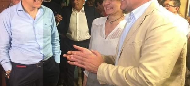 Valladolid, Ruiz Medrano (I), Tejerina y Carnero (D)