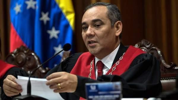 Tribunal Supremo de Venezuela