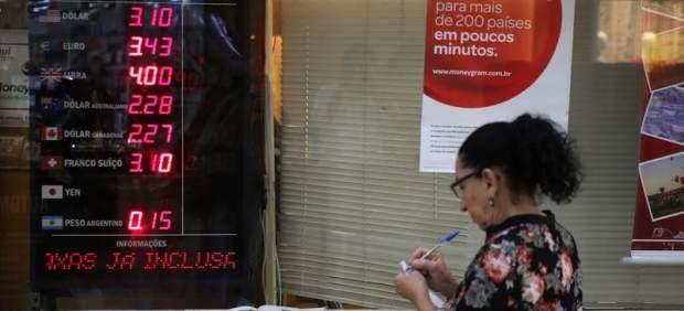 La bolsa de Brasil se hunde por el escándalo Temer