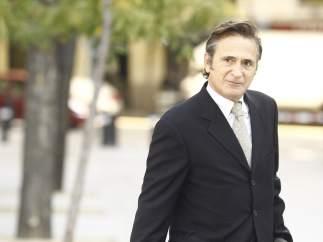 Josep Pujol declaran en la Audiencia Nacional como imputado por blanqueo