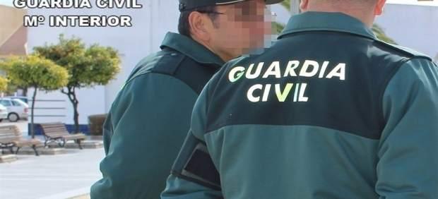 Agentes, Guardia Civil, sucesos, Benemérita, recurso