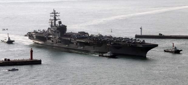 Portaviones USS Ronald Reagan