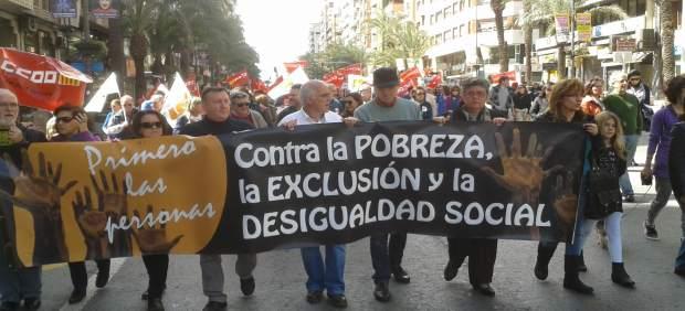 La PIC atorga el X Premi Adrián López a la Plataforma contra la Pobresa, Exclusió i Desigualtat Social d'Alacant