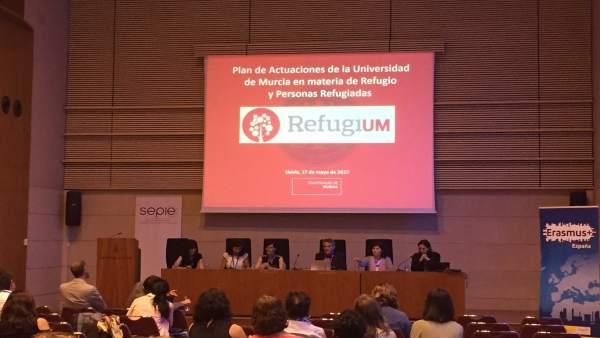 [Comunicacionumu] Universidad De Murcia: Buenas Prácticas Plan Refugium