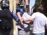Detención de un peligroso atracador en Madrid