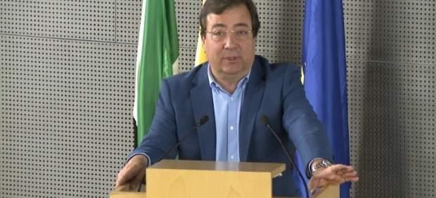 Fernández Vara en jornada sobre alumbrado público
