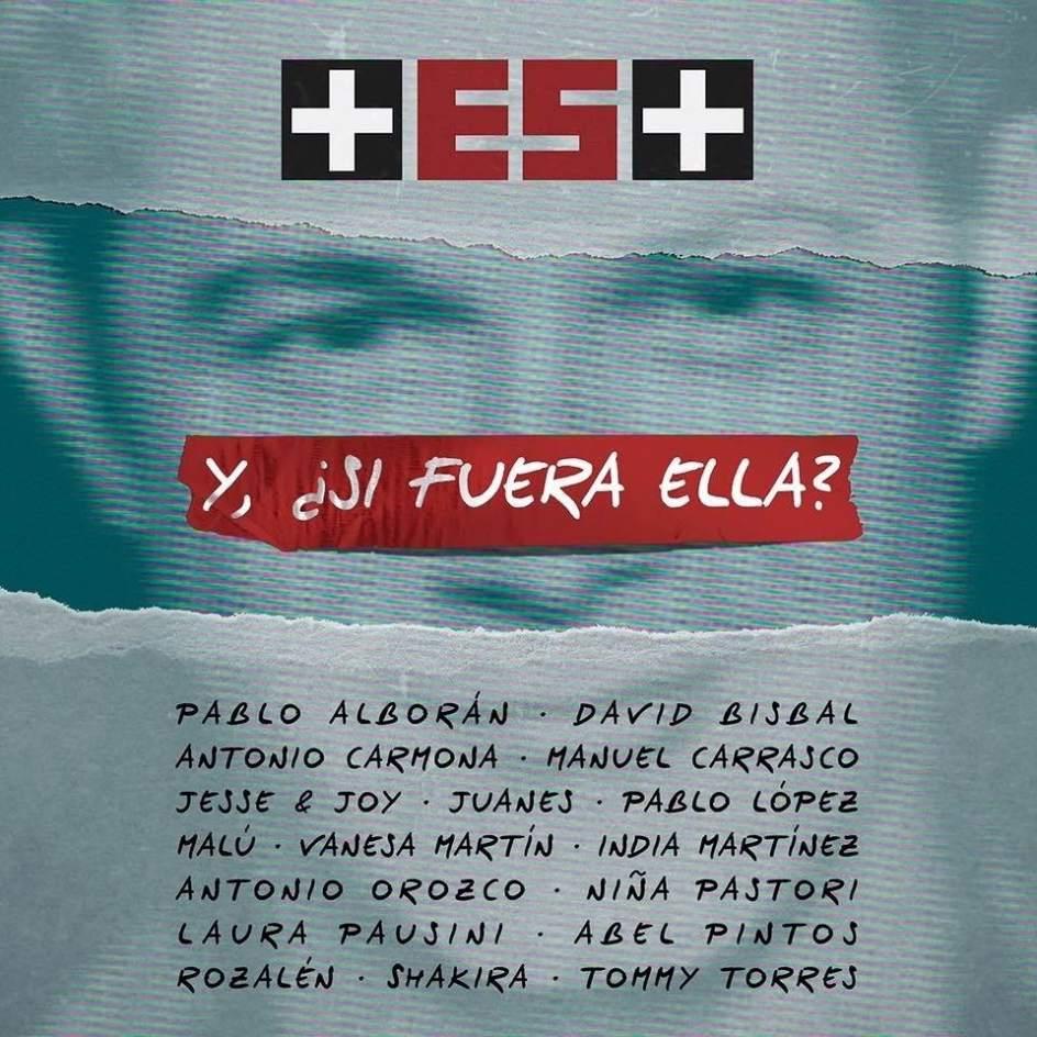 Pablo Alborán, David Bisbal, Shakira y más...versionan 'Y, ¿si fuera ella?' de Alejandro Sanz