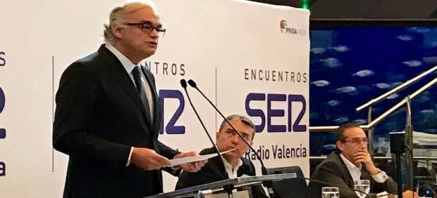 """Nota + Foto. González Pons: """"Con La Moción De Censura, Pablo Iglesias Utiliza El"""
