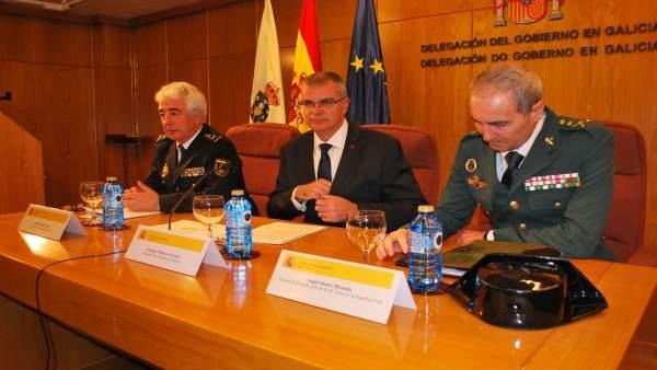 La Criminalidad Se Mantiene Estable En Galicia Con Una De Las Tasas Más Bajas De