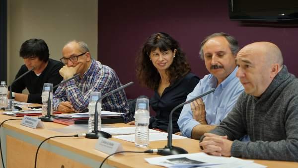 Valladolid. Presentación del cartel de 'Noches en San Benito'