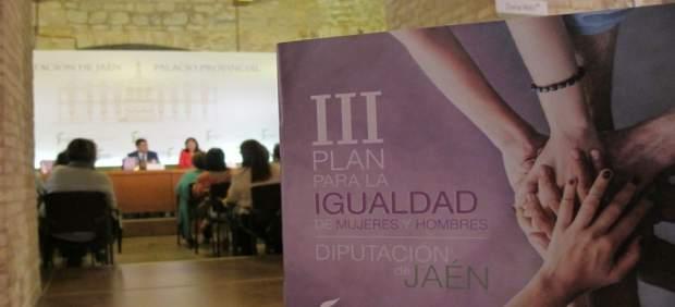 Presentación del III Plan para la Igualdad de Mujeres y Hombres de la Diputación