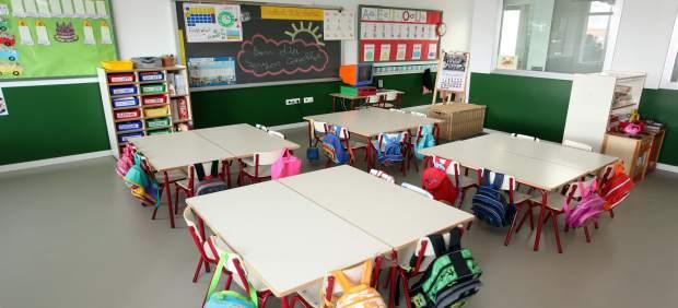 Educació redueix a 23 alumnes la ràtio màxima en les aules de 3 anys en 30 municipis