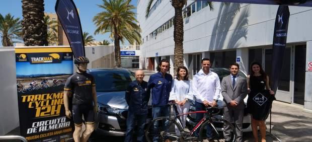 La Trackman Cycling atrae a ciclistas de todo el mundo, al ser una prueba única.