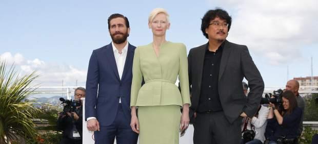 Presentación de 'Okja' en Cannes