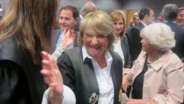 Ana Barrilero, fiscal provincial de Bizkaia