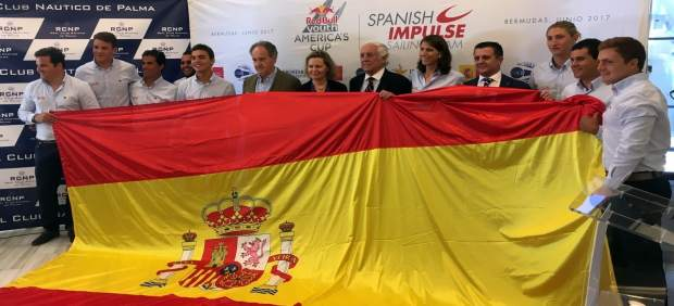 Maria Salom y el Spanish Impulse
