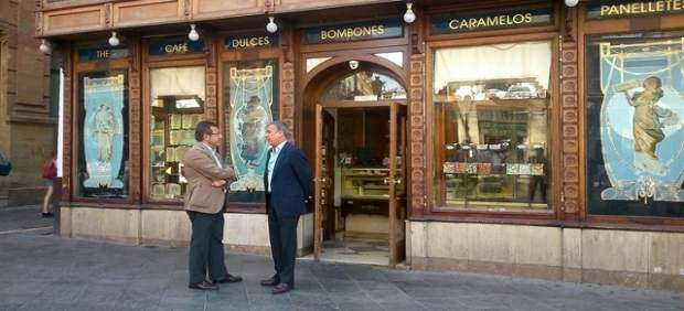 Confitería La Campana.