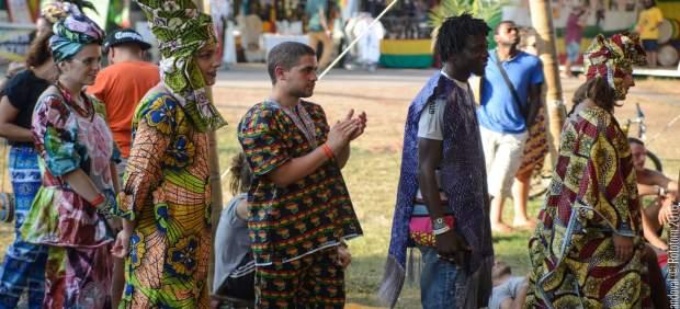 DESFILE DE MODA AFRICANA EN LA ÚLTIMA EDICIÓN DEL FESTIVAL