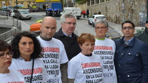 Nota Y Fotos Rueda Pp Bilbao
