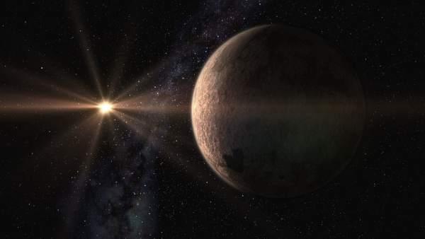 Descubren una supertierra en la zona de habitabilidad de una estrella fría