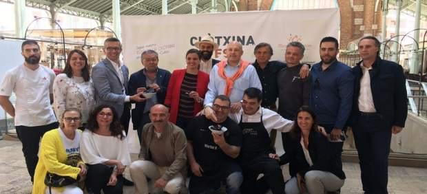 Presentación del Clòtxina Fest