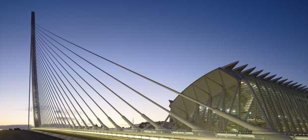 Puente Serrería De Valencia