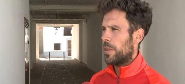 Francisco Javier Meneses, hijo de Francisca Cadenas, desaparecida en Hornachos