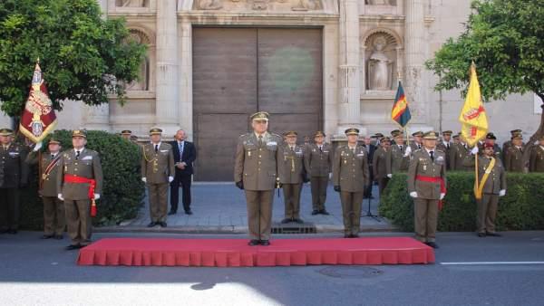 """El nou cap de la Caserna de Bétera diu que """"ningú està fora de perill"""" del gihadisme però Espanya """"està molt preparada"""""""