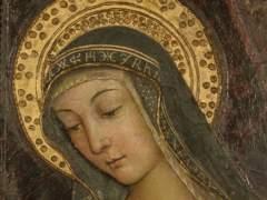 """Roma expone la Virgen de Pinturicchio, la """"falsa"""" cara de la amante del papa"""